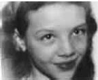 """Esther White"" at age 9"
