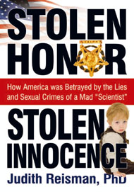 Stolen Honor Stolen Innocence cover